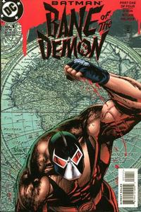 Cover Thumbnail for Batman: Bane of the Demon (DC, 1998 series) #1