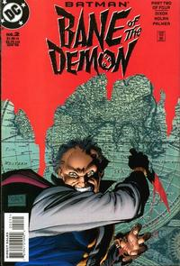 Cover Thumbnail for Batman: Bane of the Demon (DC, 1998 series) #2