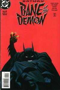 Cover Thumbnail for Batman: Bane of the Demon (DC, 1998 series) #4