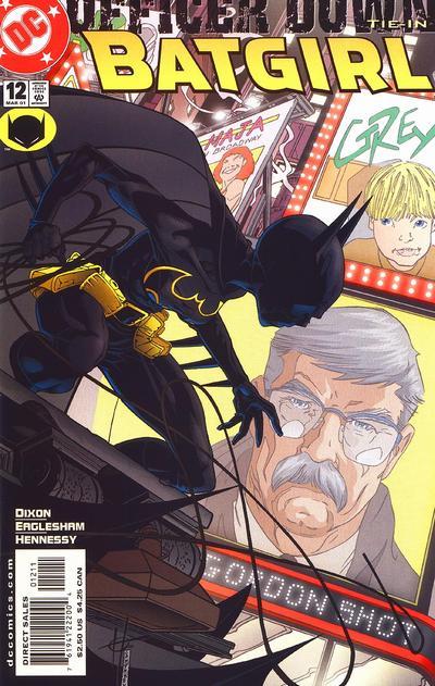 Cover for Batgirl (DC, 2000 series) #12