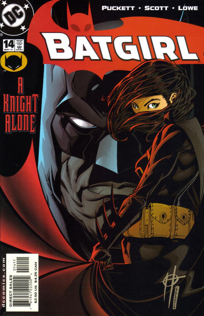 Cover for Batgirl (DC, 2000 series) #14