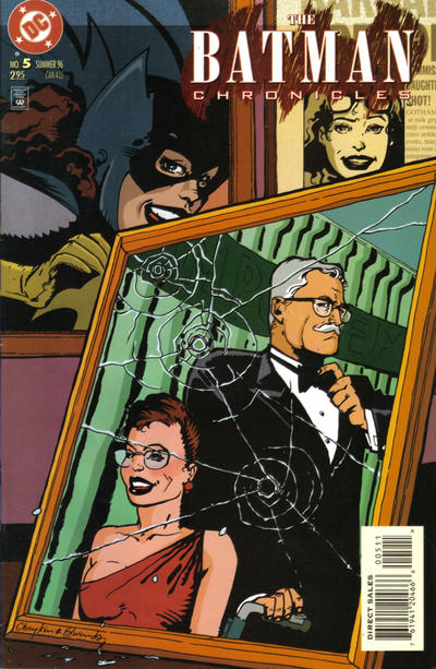 Cover for The Batman Chronicles (DC, 1995 series) #5