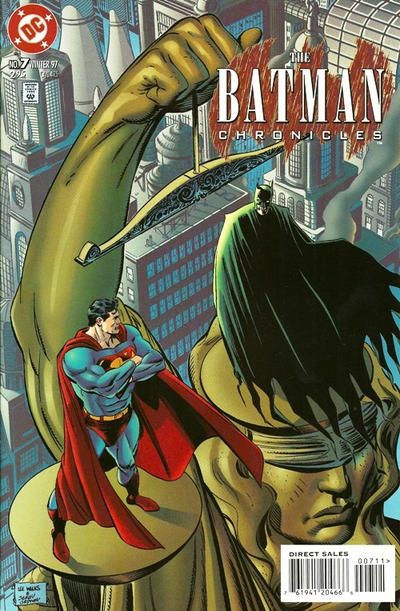 Cover for The Batman Chronicles (DC, 1995 series) #7