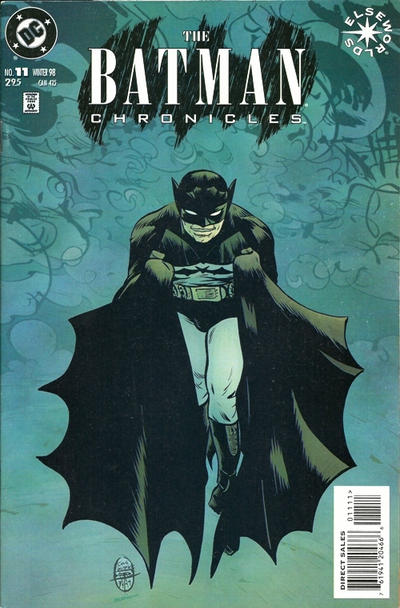 Cover for The Batman Chronicles (DC, 1995 series) #11