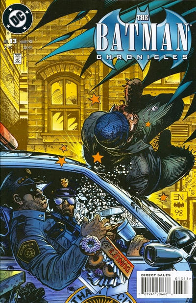 Cover for The Batman Chronicles (DC, 1995 series) #13