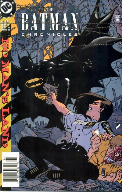 Cover for The Batman Chronicles (DC, 1995 series) #16 [Direct Sales]