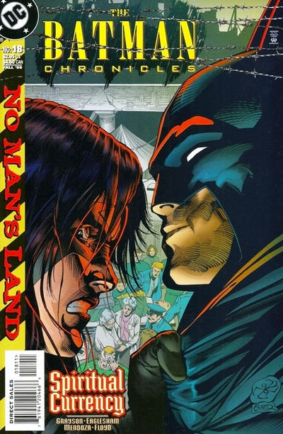 Cover for The Batman Chronicles (DC, 1995 series) #18