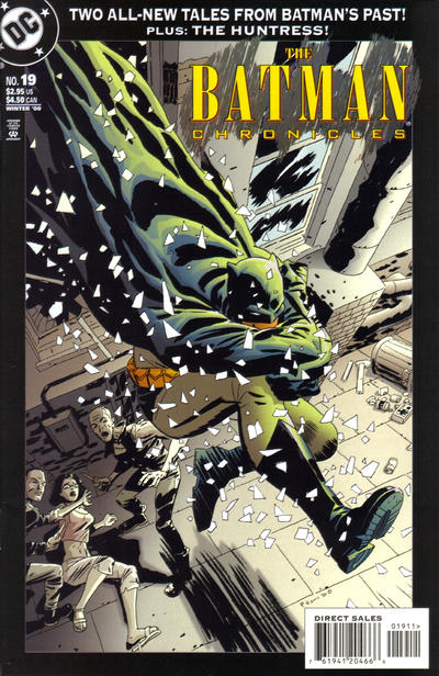 Cover for The Batman Chronicles (DC, 1995 series) #19
