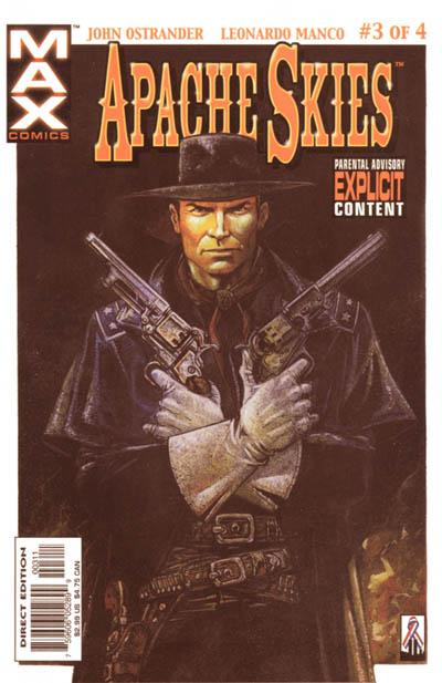 Cover for Apache Skies (Marvel, 2002 series) #3