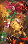Cover for Knightingail: Shadow Divisions (Big Dog Ink, 2013 series) #4 [Cover D]