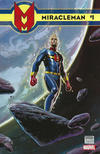 Cover Thumbnail for Miracleman (2014 series) #1 [Jerome Opeña variant]