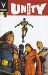 Cover for Unity (Valiant Entertainment, 2013 series) #1 [Cover A - Doug Braithwaite]