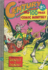 Cover for Century, The 100 Page Comic Monthly (K. G. Murray, 1956 series) #38