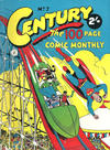 Cover for Century, The 100 Page Comic Monthly (K. G. Murray, 1956 series) #7
