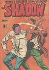 Cover for The Shadow (Frew Publications, 1952 series) #74