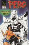Cover for Perg (Lightning Comics [1990s], 1993 series) #1 [Glow-in-the-Dark Cover]