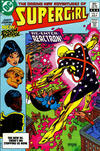 Cover Thumbnail for The Daring New Adventures of Supergirl (1982 series) #9 [Direct]