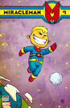Cover Thumbnail for Miracleman (2014 series) #1 [Skottie Young variant]