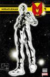 Cover Thumbnail for Miracleman (2014 series) #1 [Joe Quesada black & white variant]