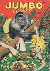 Cover for Jumbo Comics (H. John Edwards, 1950 ? series) #37