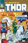Cover for Il Mitico Thor (Editoriale Corno, 1971 series) #20
