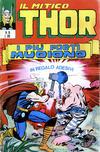 Cover for Il Mitico Thor (Editoriale Corno, 1971 series) #18