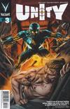 Cover for Unity (Valiant Entertainment, 2013 series) #3 [Cover A - Doug Braithwaite]