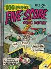 Cover for Five-Score Comic Monthly (K. G. Murray, 1958 series) #2