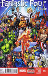 Cover Thumbnail for Fantastic Four (2013 series) #16