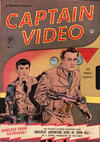Cover for Captain Video (L. Miller & Son, 1951 series) #1