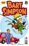 Cover for Simpsons Comics Presents Bart Simpson (Bongo, 2000 series) #88