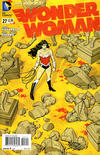 Cover for Wonder Woman (DC, 2011 series) #27
