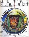 Cover for Métal Hurlant (Les Humanoïdes Associés, 1975 series) #4