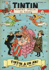 Cover for Le journal de Tintin (Le Lombard, 1946 series) #39/1947
