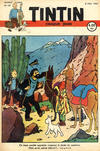 Cover for Le journal de Tintin (Le Lombard, 1946 series) #19/1947