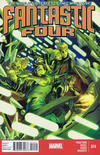 Cover for Fantastic Four (Marvel, 2013 series) #14