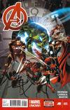 Cover Thumbnail for Avengers (2013 series) #25