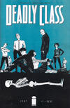 Cover for Deadly Class (Image, 2014 series) #1