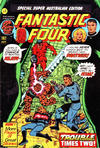 Cover for Fantastic Four (Yaffa / Page, 1979 ? series) #187