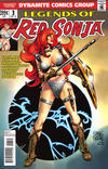 Cover Thumbnail for Legends of Red Sonja (2013 series) #3 [Exclusive Subscription Cover]