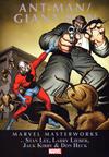 Cover for Marvel Masterworks: Ant-Man / Giant-Man (Marvel, 2013 series) #1