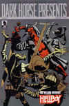 Cover for Dark Horse Presents (Dark Horse, 2011 series) #32 [189]