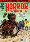 Cover for Horrorschocker (Weissblech Comics, 2004 series) #34