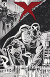 Cover for X (Dark Horse, 1994 series) #1 [Red Foil X]