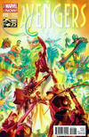 Cover Thumbnail for Avengers (2013 series) #25 [Marvel's 75th Anniversary Alex Ross Variant]