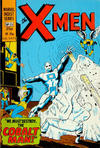 Cover for X-Men Pocketbook (Marvel UK, 1981 series) #25