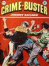 Cover for Crime-Buster Johnny Hazard (World Distributors, 1959 series) #6