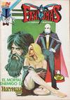 Cover for Fantomas (Editorial Novaro, 1969 series) #608