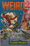 Cover for Weird Mystery Tales (K. G. Murray, 1972 series) #18