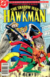 Cover for The Shadow War of Hawkman (DC, 1985 series) #3 [Newsstand]